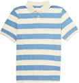 This is Not a Polo Shirt - Striped Polo Shirt