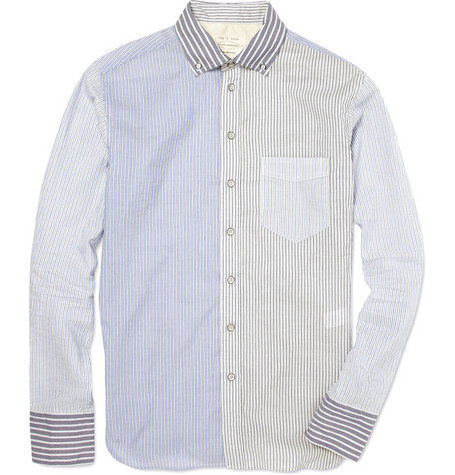 Rag & bone Cotton Oxford Shirt