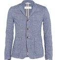 Rag & bone Gedling Unlined Cotton Blazer