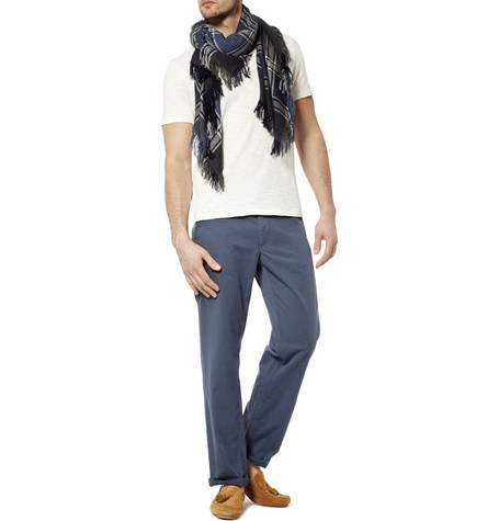 Rag & bone Wallis Classic Cotton Chinos