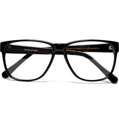 Selima Optique Black-Framed Optical Glasses