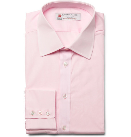 Turnbull & Asser Sea Island Cotton Shirt