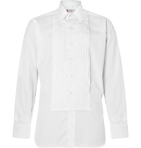 Turnbull & Asser Cotton Dress Shirt
