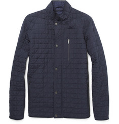 Alfred Dunhill Quilted Utility Jacket