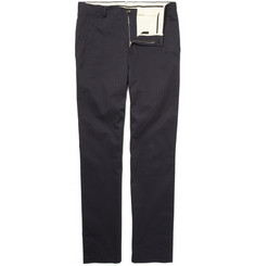 Alfred Dunhill Straight-Leg Cotton Chinos