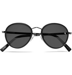 Raf Simons Eyewear Round-Framed Sunglasses