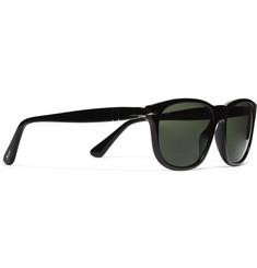 Persol D-Frame Acetate Sunglasses