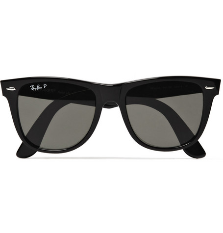 Ray-Ban Acetate Wayfarer Sunglasses