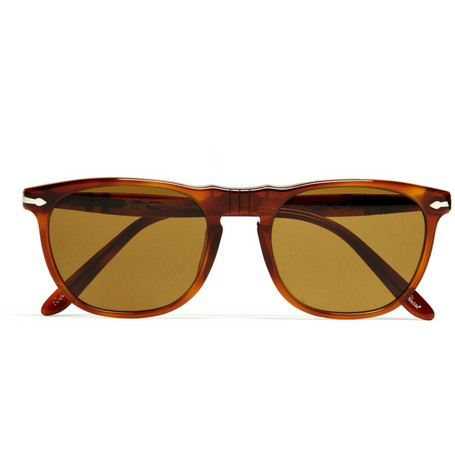 Persol Light Havana Sunglasses