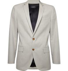 J.Crew Ludlow Fine Stripe Suit Jacket