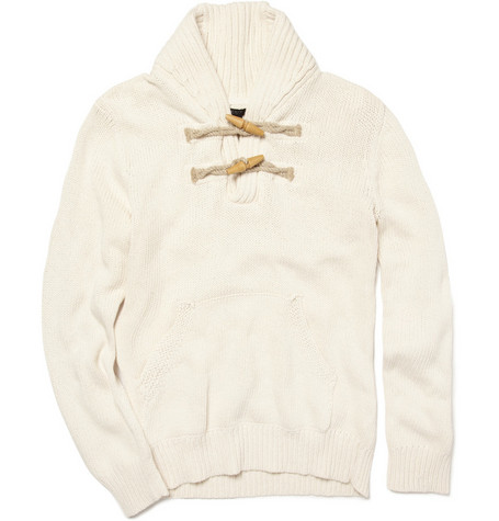 J.Crew Toggle Sweater