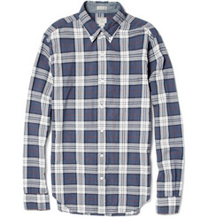 J.Crew Cervantes Madras Plaid Shirt