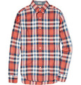 J.Crew Kingsburg Madras Plaid Shirt