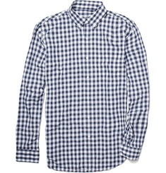 J.Crew Cotton Gingham Shirt
