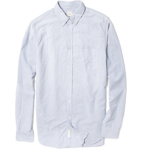 J.Crew Washed-Cotton Oxford Shirt