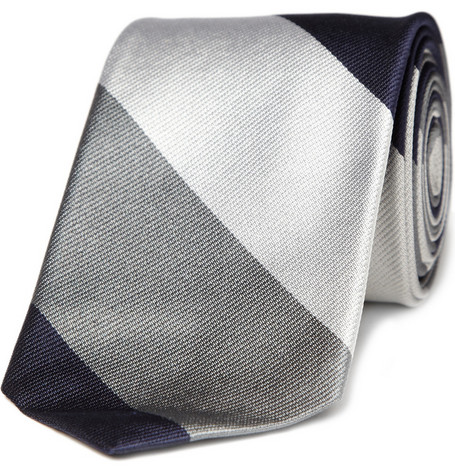 J.Crew Three Stripe Tie