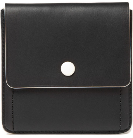 Bill Amberg Leather Billfold Wallet