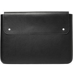 Bill Amberg Leather Laptop Case