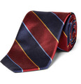 Brooks Brothers - Regimental-Striped Silk Tie