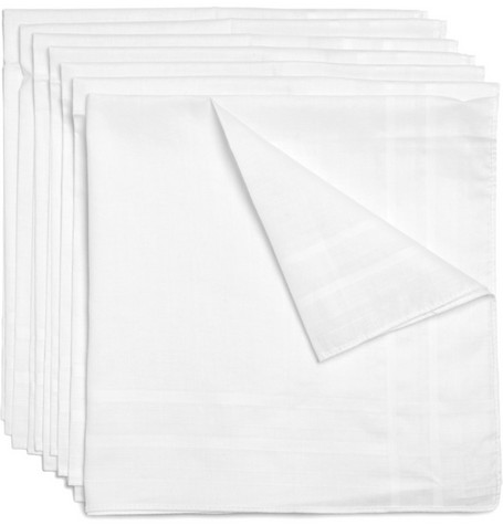 Brooks Brothers Box of 13 Handkerchiefs