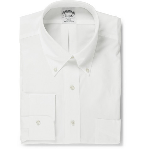 Brooks Brothers Non-Iron Button Down Collar Shirt