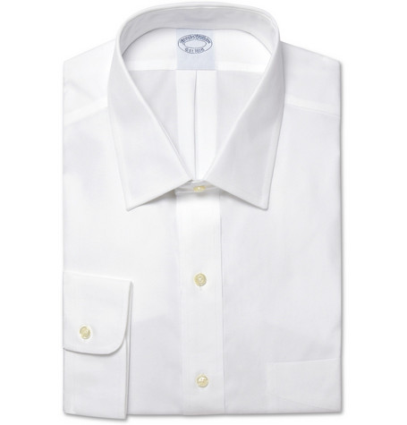 Brooks Brothers Non-Iron Cotton Shirt