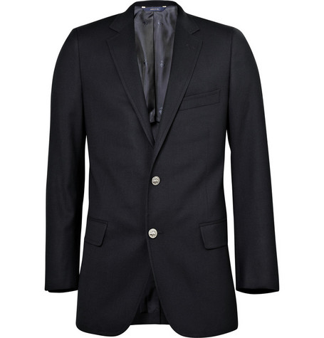 Brooks Brothers Single-Breasted Blazer