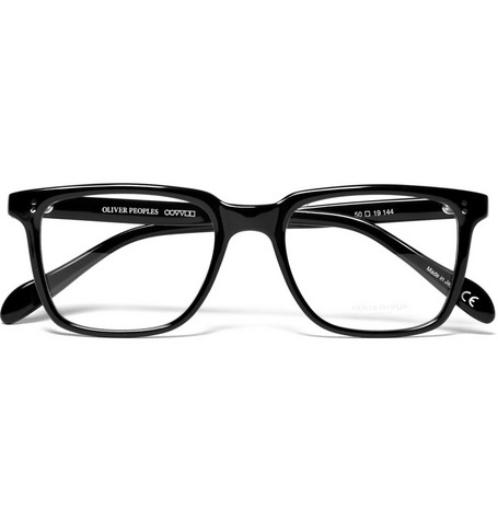 Oliver Peoples Thick Rimmed Optical Glasses