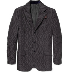 Etro Quilted Outdoors Jacket