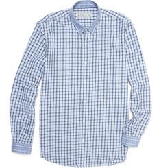 Etro Plaid Cotton Shirt