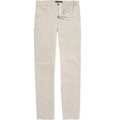 Etro Straight Leg Cotton Trousers