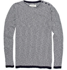 Aubin & Wills Ensbury Knitted Cotton Sweater