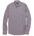A.P.C. Plaid Cotton Shirt