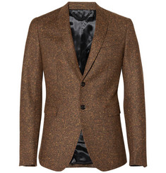 Burberry Prorsum Donegal Wool Tweed Suit Jacket