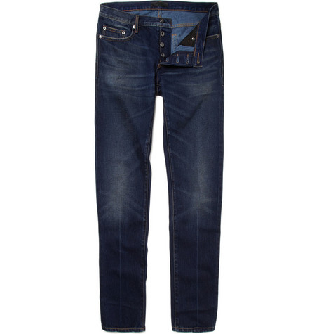 Burberry Prorsum Slim Fit Washed Jeans