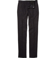 Burberry Prorsum Donegal Wool Trousers