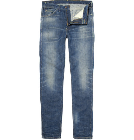 Levi's Vintage Clothing 605 Slim-Fit Denim Jeans