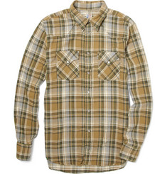 Levi's Vintage Clothing Plaid Flannel Shirt