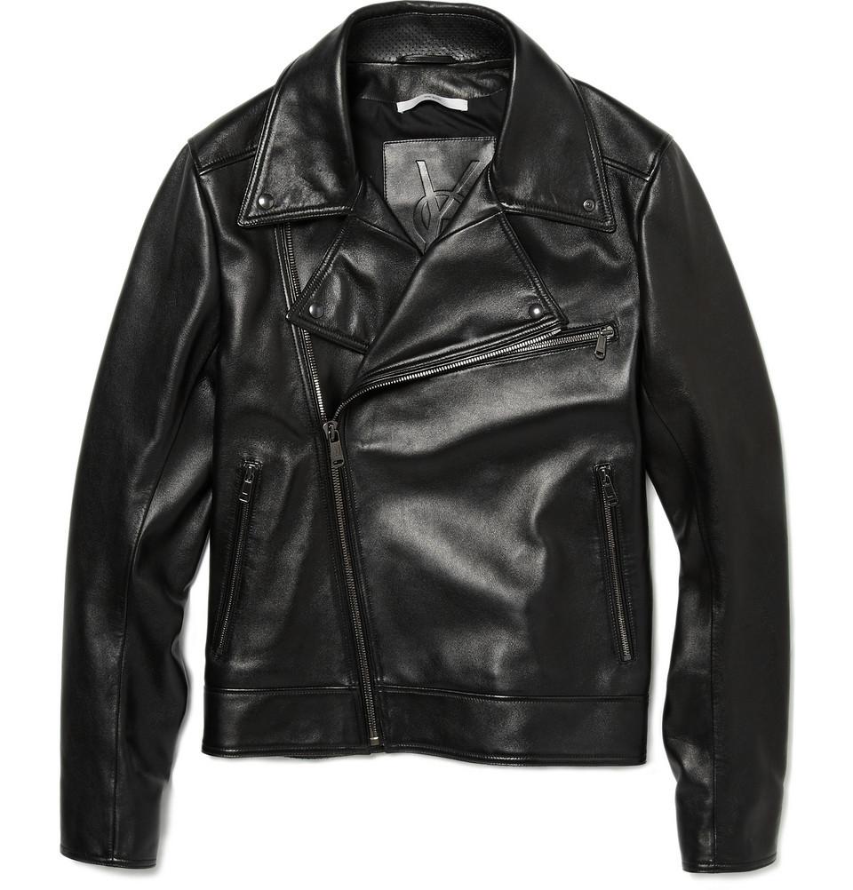 Leather jacket vs motorcycle jacket -  2