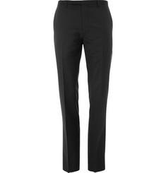 Lanvin Straight-Leg Wool Trousers
