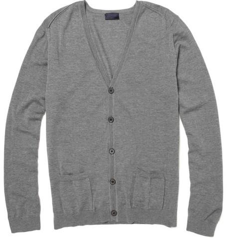 LanvinClassic Merino Wool Cardigan