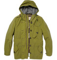 Burberry Brit Farlow Hooded Parka Coat