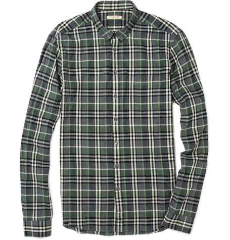 Burberry Mens Shirts Outlet