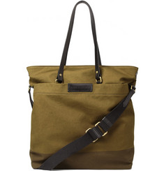 Burberry Shoes & Accessories Canvas Tote Bag