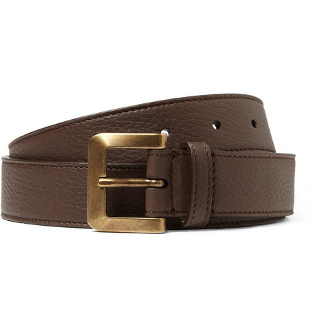 Burberry Shoes & Accessories Classic Leather Belt