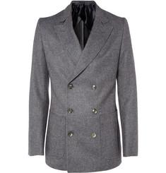 Alexander McQueen Wool Blend Jacket
