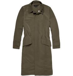 Alexander McQueen Wool Blend Parka Coat