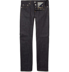 Alexander McQueen Classic Straight Leg Jeans