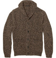 Gucci - Chunky Knit Wool Blend Cardigan
