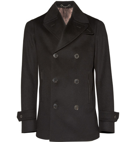 Gucci Wool Peacoat
